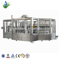 Manufacturer Supplier aluminum can filling sealing machine carbonated beverage bottling making machinery