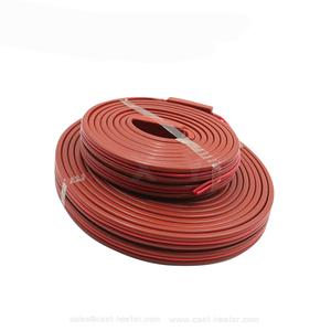 Factory custom silicone for 3d print heater 120v flexible 300x300mm rubber