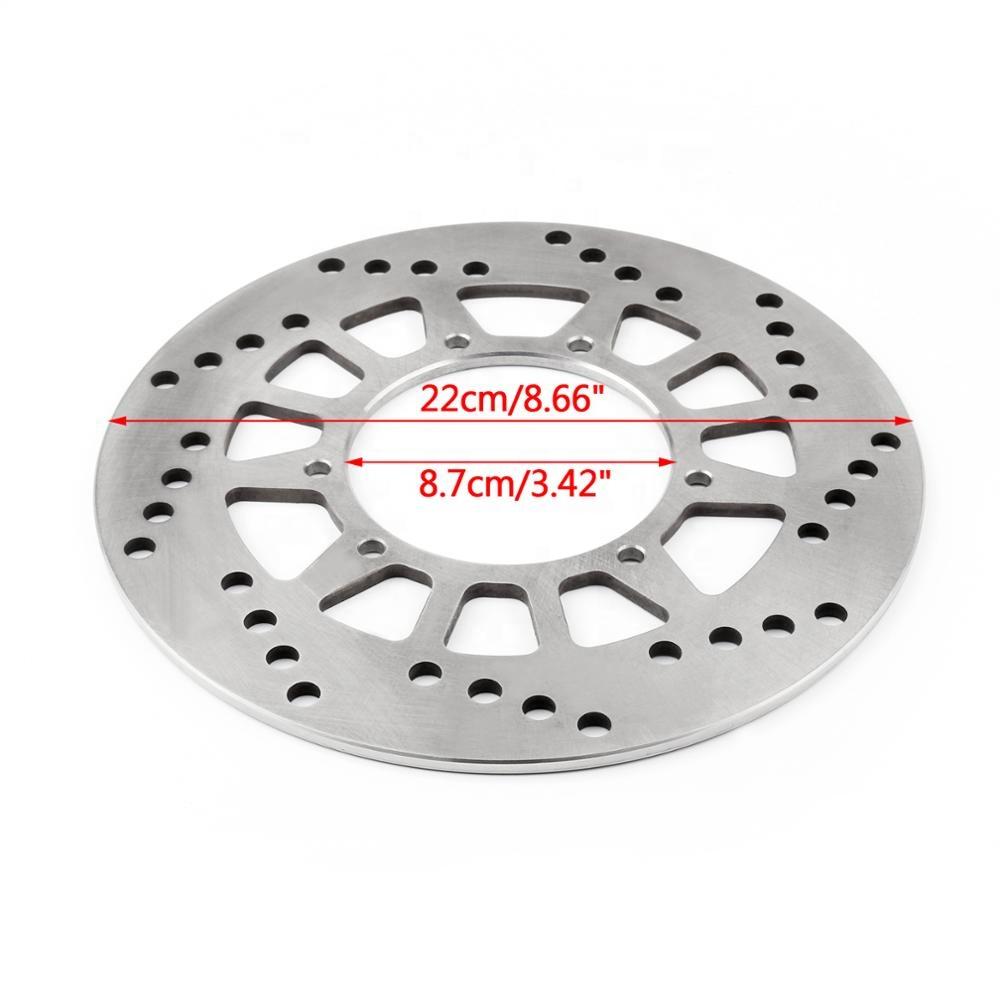 Rear Disc Brake Rotor For Yamaha XT600 XT600E 90-95 XTZ 660 Tenere 1991-1998 A0