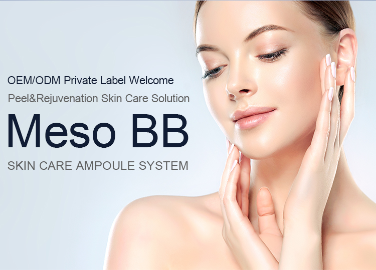 bb glows kit meso white serum bb glowing /bb glowing cream bb glows ampoule/meso bb glowing bb glows foundation