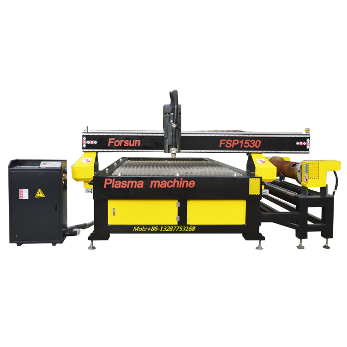 Forsun double head cnc router wood carving machine 1500x3000mm