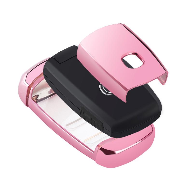 100% настоящий ТПУ чехол для автомобильных ключей защитный чехол для смарт-ключей для ChangAn