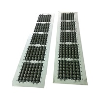 Hot sales paper mould plastic egg tray