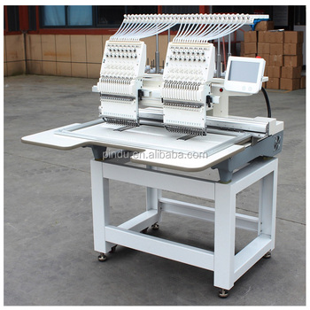 China small multi needle hoodie cap garment pants bed sheet embroidery machine/embroidery designs sewing machines