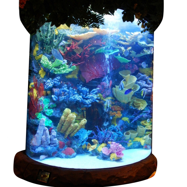 PG Polyurethane Landscaping Decor Artifical Coral Reefs for Aquarium
