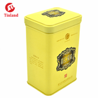 Accept Custom Order and Tea Industrial Use tin box manufacturer