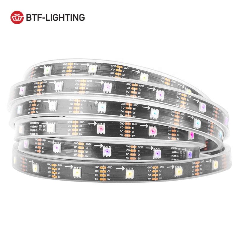 Brand new clock wire 3.3ft similar APA102 led pixels light strip sk9822