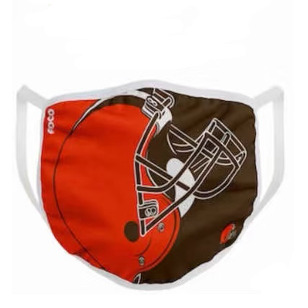 Custom NFL Washable Cloth Face mask football team Face Cover Design FaceMask 32 teams of NFL club sport team face cover mask