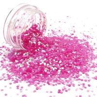 Holiday Supplies PET Face Powder Cosmetic Loose Glitter