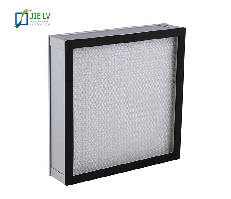 Panel Mini Pleated HEPA <strong>Filter</strong> for Hospital room/<strong>clean</strong> room <strong>Air</strong> <strong>Filter</strong>