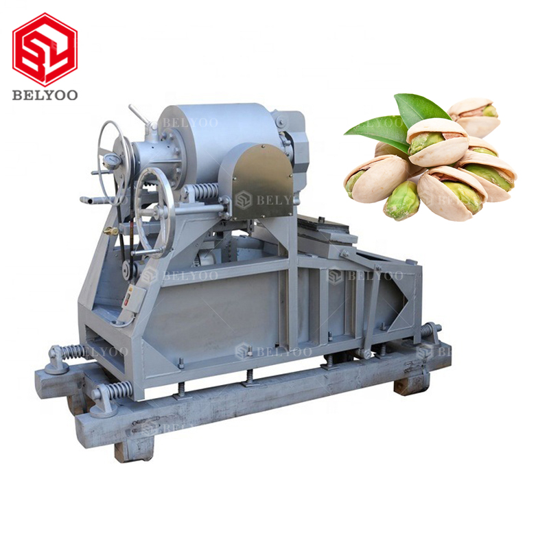 High efficiency pine nut chestnut breaker factory direct sale pistachio nut opening pistachio cracker machine