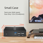 Pc Fanless System Unit Computer 2020 Celeron Pentium Quad Core J1900 N2930 Win 10 5Usb Lan Hd Vga Micro Desktop Mini Pc