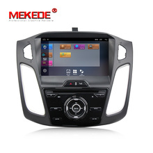 MEKEDE Android 9 Quad Core Auto DVD GPS-Player Multimedia für Fokus 2012 2013 2014 2015 WIFI BT OBD 2 + 32GB <span class=keywords><strong>Video</strong></span> Audio