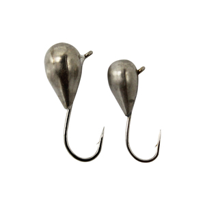 Gorgons 4mm 1g 5mm 1.7g fishing tungsten ice jigs heads with best price