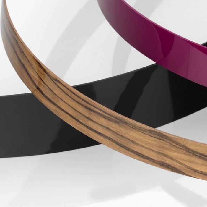 Modern Wooden Laminate Cabinet and Door Vinyl PVC Formica Edge Banding Rolls