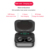 IPX7 Waterproof Mini Invisible TWS Wireless Bluetooth 5.0 Earphones Stereo Noise Cancelling Earbuds