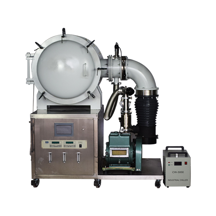1400C High-temperature vacuum atmosphere furnace for metals and ceramics welding