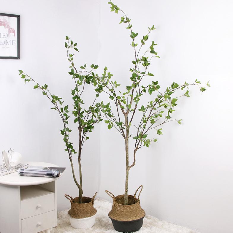 ขายส่งคุณภาพสูง Cedrela พืชบอนไซประดิษฐ์ต้นไม้ขาย