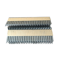 10-1/2GA HOT DIP GALVANISED COLLATED FENCING STAPLES FOR STAPLE GUN