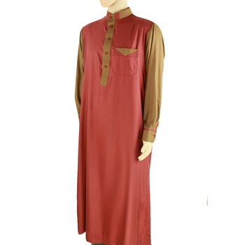 2017 Qatar Arab style Islamic Clothing Robe de soiree Wholesale Islamic Fashion Jubah
