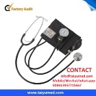 Aneroid Sphygmomanometer with single/dual head stethoscope/High quailty Blood Pressure Monitor Kits/Support OEM