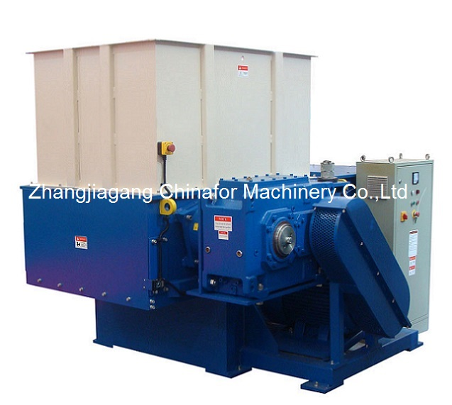 CF-SS 4080 professional recycling machine single shredder for fish net or ropes