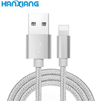 Mobile Phone Accessories Leather 2a Super Fast Charging Transfer Micro USB Data Cable For Iphone, Mobile Phone Accessories