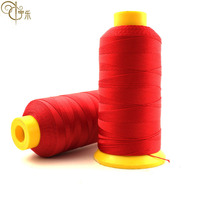 70D/3 100% High-strength polyester thread Tedlon Leather Sewing Thread Waxed Thread Cord for DIY Handicraft Tool