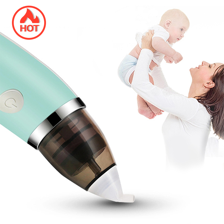 New Arrivals Rechargeable Suction Vacuum Electric Baby Nasal Aspirator