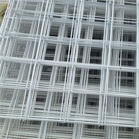 China Cheap price 2x4 4x4 6 gauge/ 12 gauge welded wire mesh panel manufacture