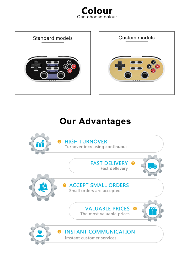 جديد تصميم خاص NS02 لوحة ألعاب للهاتف المحمول الكمبيوتر اللوحي التلفزيون ل أذرع التحكم في ألعاب الفيديو ل بلاي ستيشن 3 ضمان الجودة