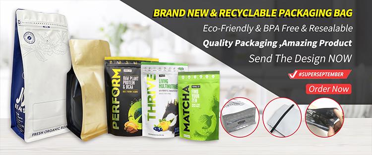 Anti-odeur Impression Personnalisée En Plastique D'emballage De Pommes de terre/banane séchée sacs d'emballage