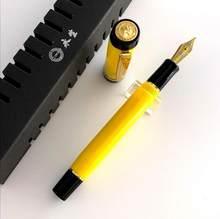 HERO Wing Sung 670 авторучка полимерная чернильная ручка Конвертор наполнитель EF/F/M перо опционально канцелярские офисные школьные письменные при...(Китай)