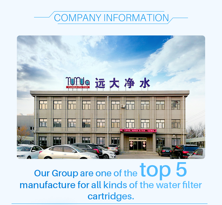 10 inch CTO Sintered Activated Carbon Block Water Purifier Filter Cartridge Cto Filter