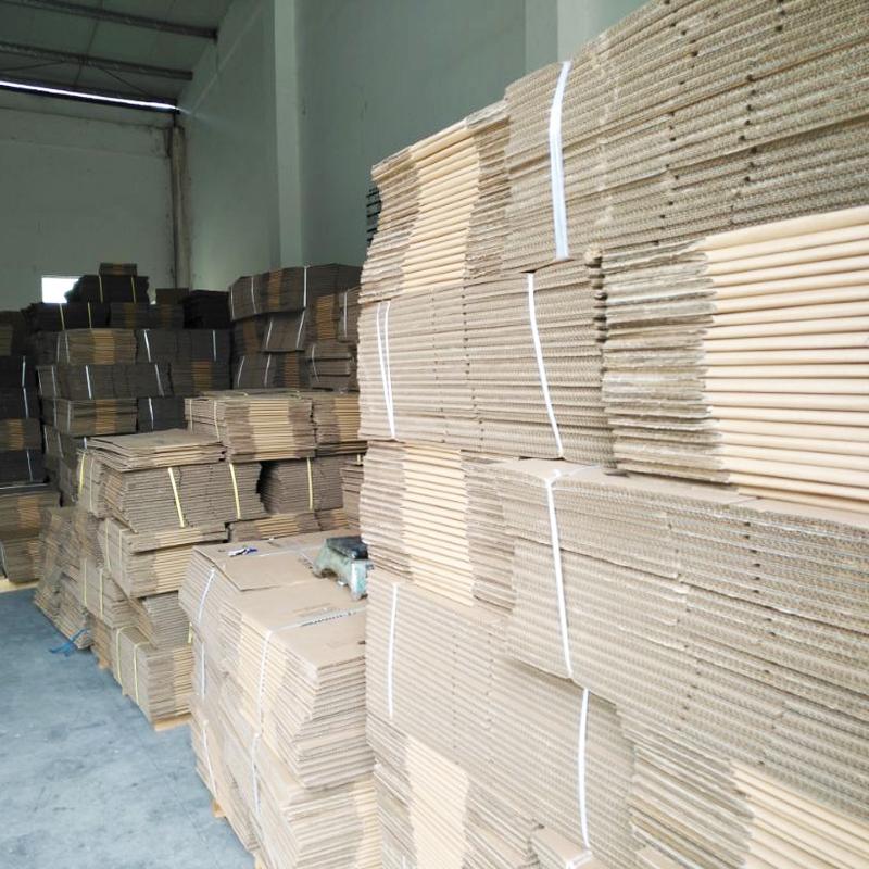 Factory Warehouse Carton