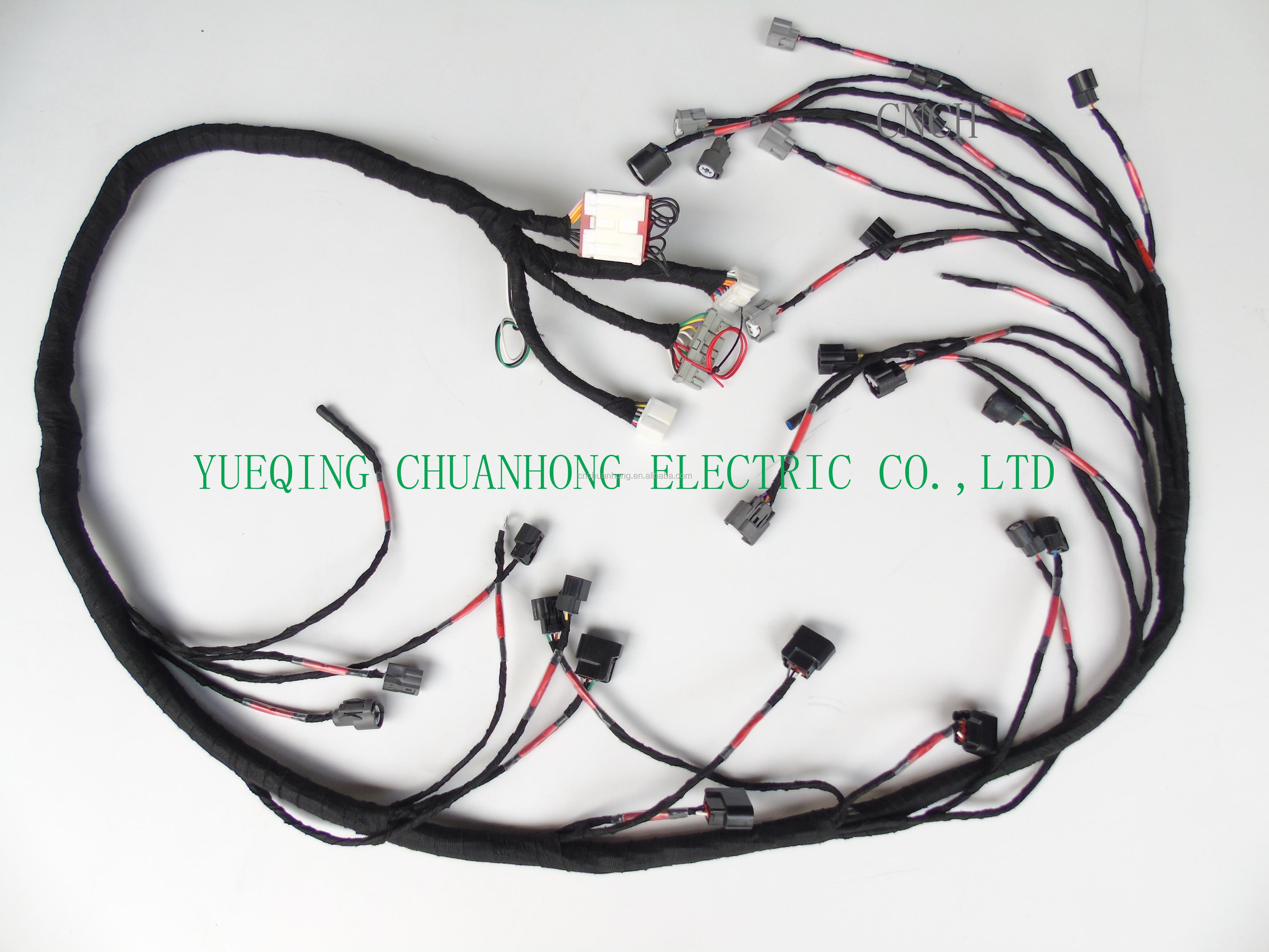 [ZTBE_9966]  K20 K20a2 K-series Tucked Engine Harness For Honda Acura Toyota Mr2 K-swap  - Buy 02-04 Rsx Type-s Harness,Rsx Base Or Ep3 With Type S Or K24 Swap,Wiring  Harness Product on Alibaba.com | K20 Mr2 Swap Wiring Harness |  | Alibaba.com