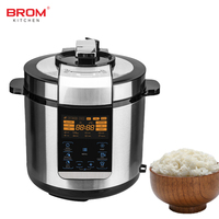 Wholesale german pressure multi cooker quality assurance