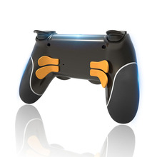 Nuovo Wireless PS 4 Console Gamepad Con pale Joystick Remappable <span class=keywords><strong>PS4</strong></span> <span class=keywords><strong>Controller</strong></span> Per Playstation 4
