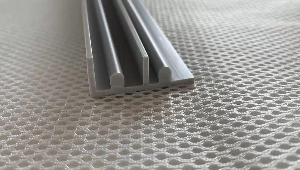 Plastic Profiel Voor Windows/Plastic Sterven Voor Deur