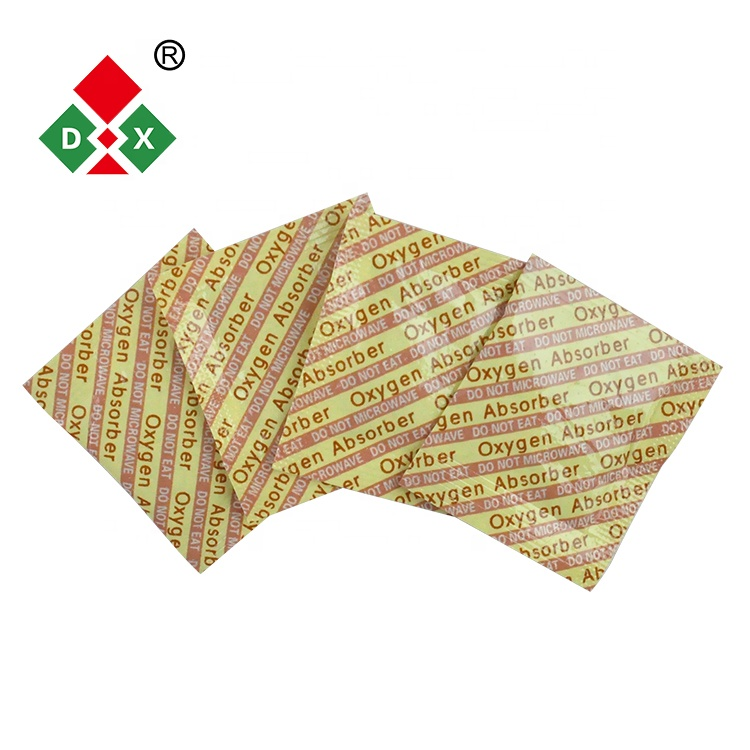 High quality food grade oxygen absorber/oxygen scavenger