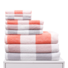 Hair towel 100% cotton bath towel sets