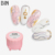 BIN 3D paint UV gel Nail Metallic Gel Polish