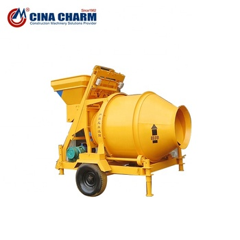 2020 new condition JZC500 electric concrete mixer south africa concrete mixer with pump bristol