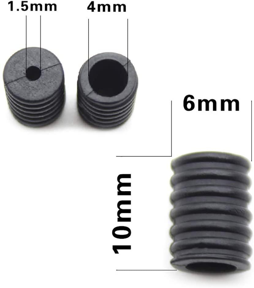 Elastic string Adjusting Buckle Rope Rubber Cord Stopper Lock