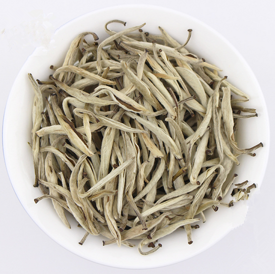 Chinese Fujian Fuding white tea high quality white tea White Silver Needle tea - 4uTea | 4uTea.com