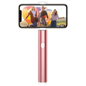 Camera Accessories ROCK Magic Flute Series Flexible Monopod Selfie Stick Tripod for Smart Phone with Wireless Remote