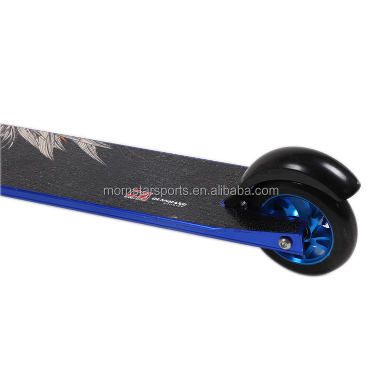 HIC locked system Adult Age freestyle street stunt scooter