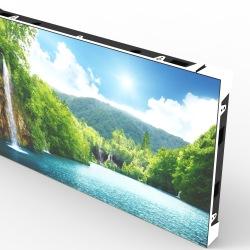 Açık p3.91 p4.81 kiralama led modülü paneli kurulu led ekran + ekran
