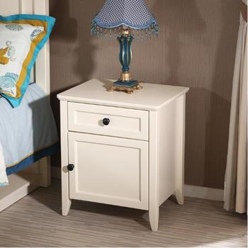 Children S Bedroom Furniture Nightstand Bedside Table With One Drawer And Door Cabinet White Buy Children S Bedroom Furniture Children S Bedroom Nightstand Children S Bedside Table Product On Alibaba Com