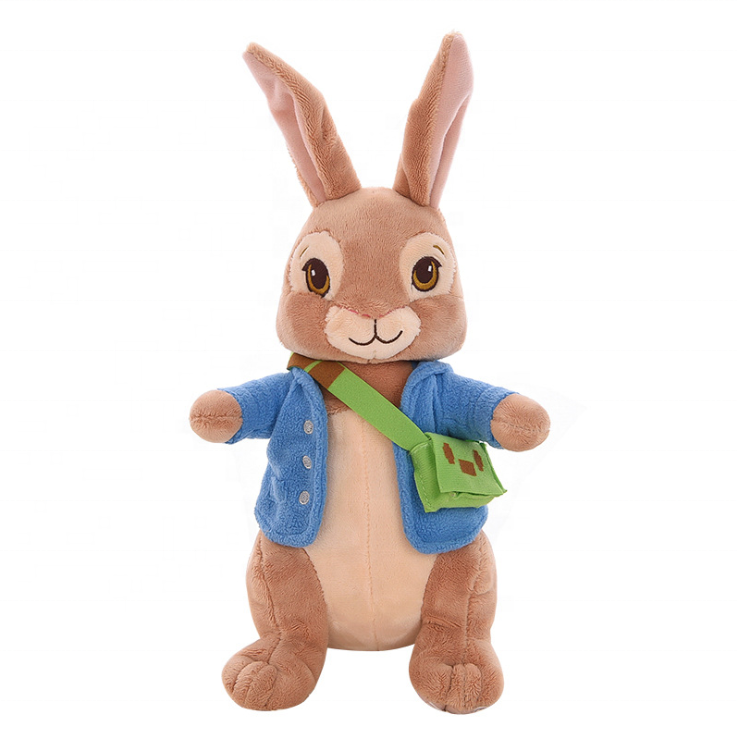 Easter Gift Peter <strong>Rabbit</strong> 2 Movie 12&quot; Peter <strong>Rabbit</strong> Plush Toys